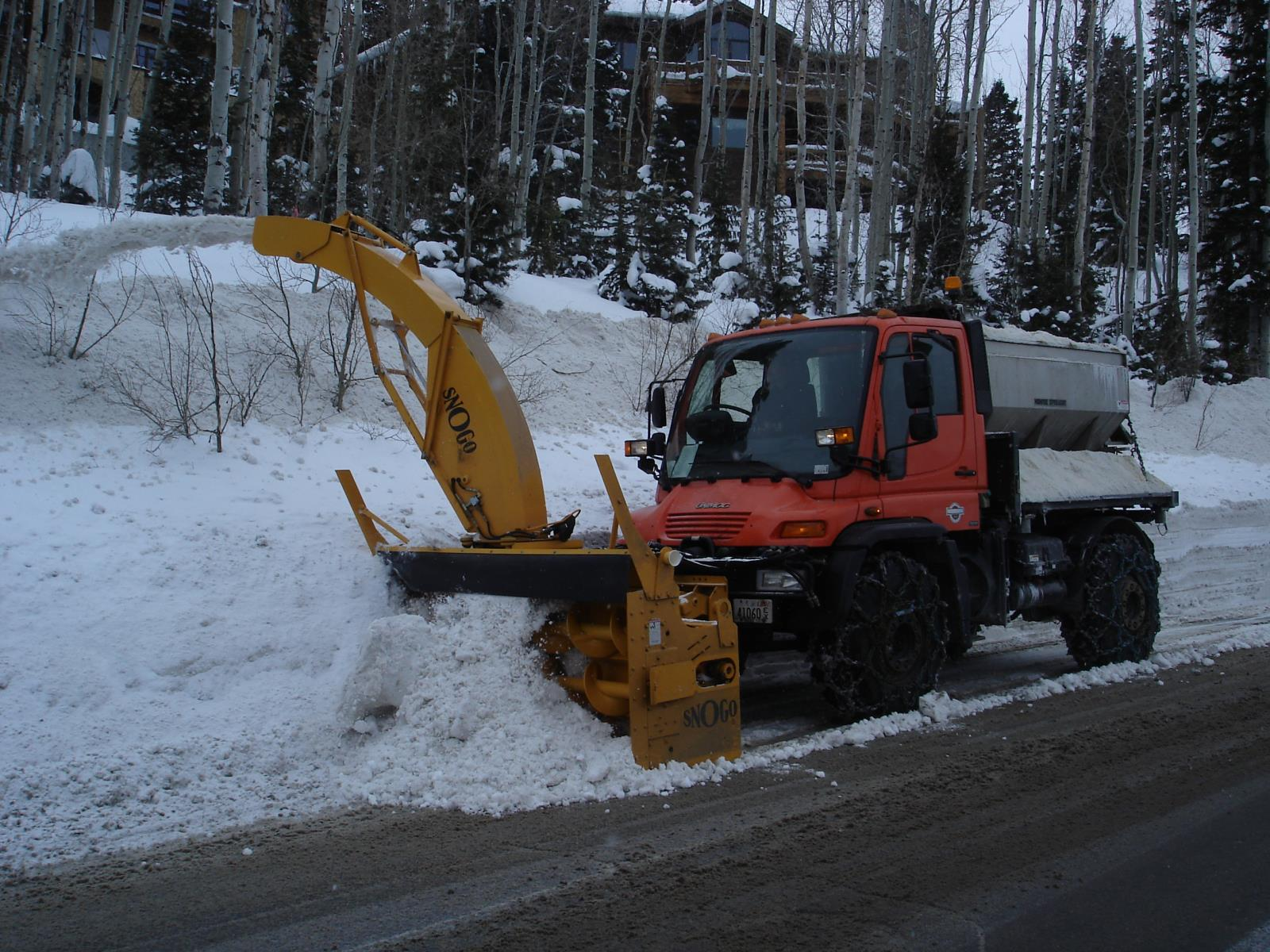 Old Town Snow Removal Schedule & Temporary Parking Allowances