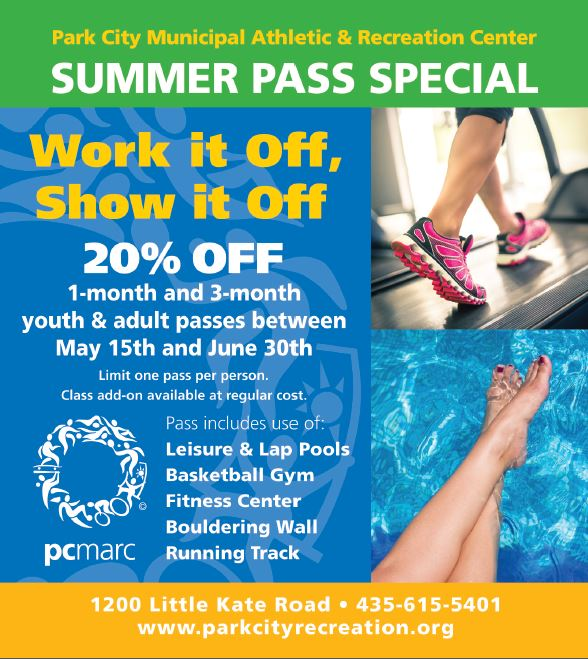 Summer Pass Sale Ad