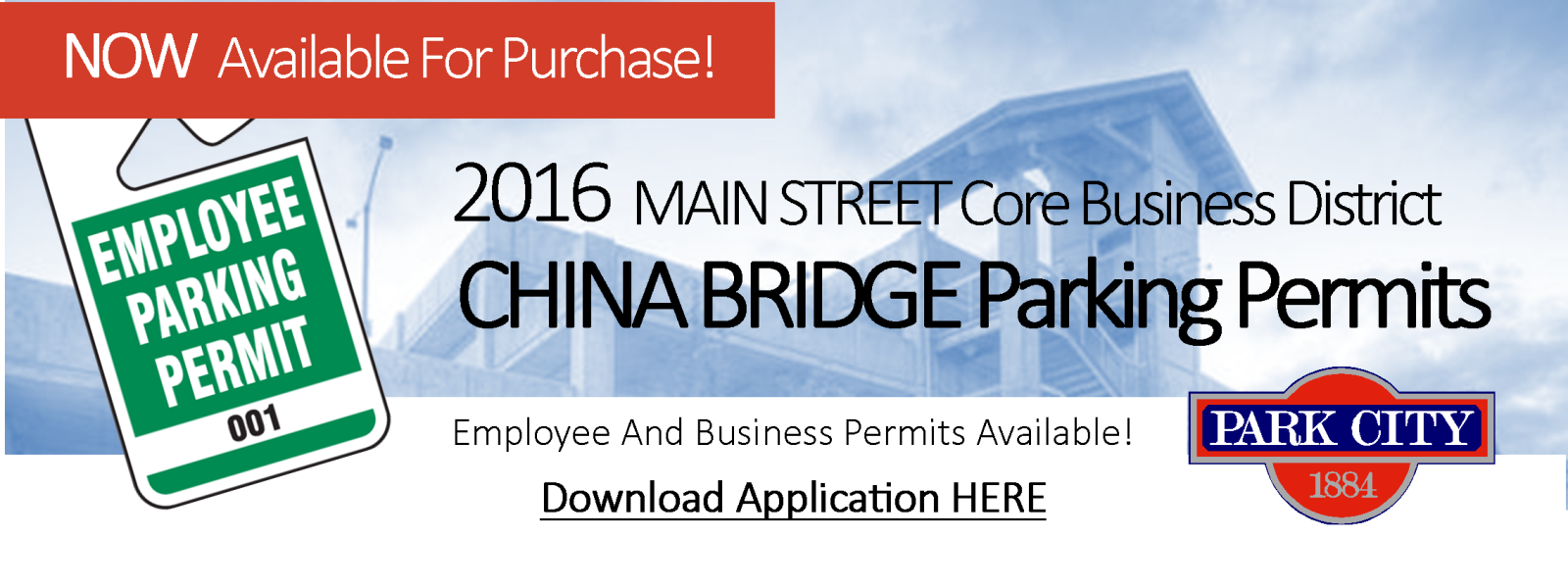 China Bridge Permits Available